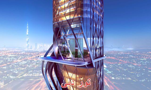 هتل های دبی از مجازی تا واقعیت
